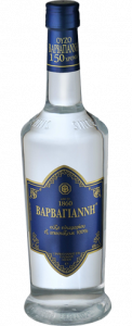 Ouzo Barbayiannis blauw 700ml