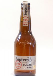 Septem Friday, Pale Ale beer