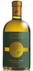 Vassilakis Estate extra virgin 200ml