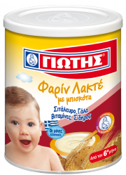 Jotis babyfood Farine Lactee with biscuits300g
